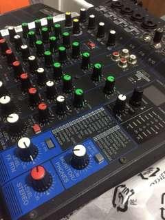 Yamaha mixer original