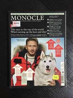 MONOCLE - NOV 2013