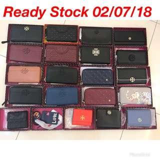 Original Tory Burch women wallet purse pouch coin bag