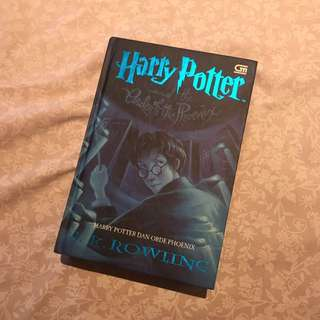 Harry Potter and The Order of Phoenix. Hardcover.