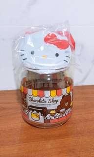 7-11 x Sanrio Hello Kitty Jar
