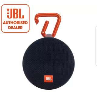 JBL Clip 2 ( Black & Blue )