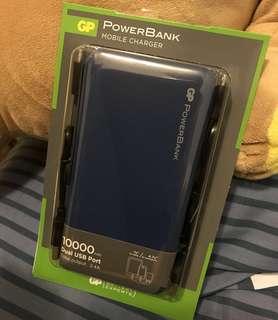 [全新行貨] GP PowerBank 充電寶 10000mAh
