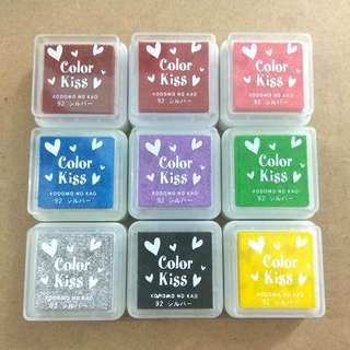 Colour Stamp Pads