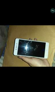 ORIGINAL OPPO A37 ROSEGOLD WITH FREEBIES
