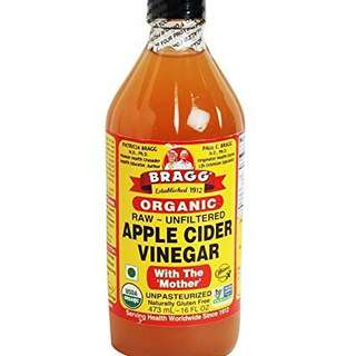 Bragg Apple Cider Vinegar (share size)