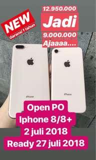 Iphone 8+ plus 256GB garansi 1 thn