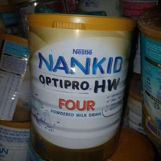 Nan formula milk