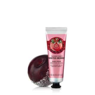 Frosted berries Hand Cream