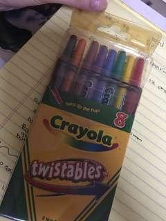 Crayon twistable