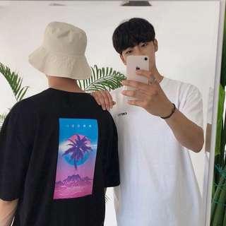 Empty Korean Inspired Shirt