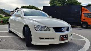 TOYOTA MARK X 2.5 2004