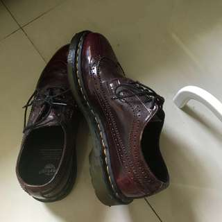 Dr. Martens 3989 Red Cherry