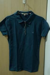 Burberry Dark Teal Shirt