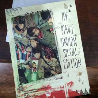 B1A4 Ignition Special Edition album