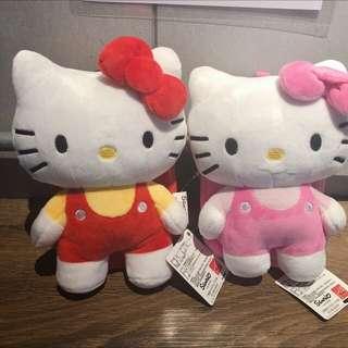 🚚 Hello kitty 側背手機觸碰包 正版