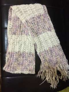 Winter scarf accessory. P175 only!