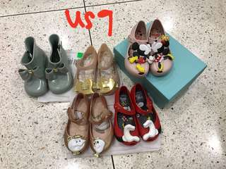 MINI MELISSA US 9 ready stock