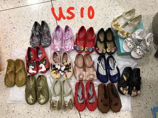 MINI MELISSA us10 ready stock