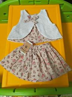 🚚 童裝 小外套 裙子