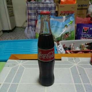 Coca Cola 可口可樂 - 柬埔寨 285ml 樽一枝