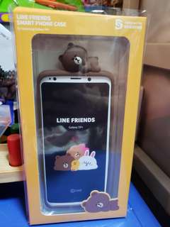 line Samsung S9 plus 套