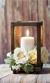 Wedding / Dinning centrepiece candles