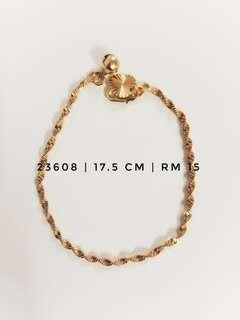 Emas Korea 24K Kod 23608