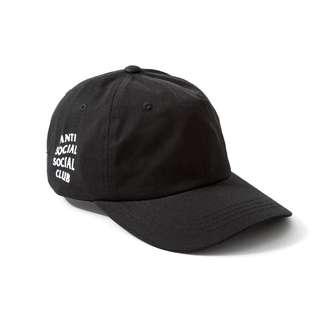 Anti Social Social Club Baseball Cap