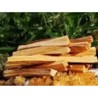 Palo Santo : 40gm ~80gm  ( organic - naturally harvested ) wood / sticks
