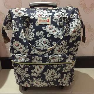 """Flower luggage 20"""""""