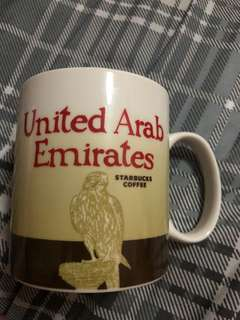 Starbucks Mug - United Arab Emirates