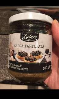 意大利 黑松露醬 180g 含5%黑松露