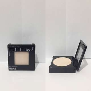 Maybelline Set and Smooth Setting Powder (120)