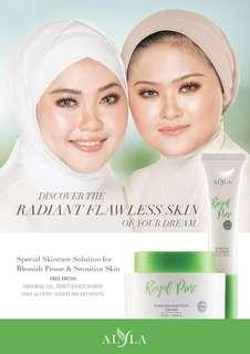 Alyla Royal Pine Flawless Solution Cream