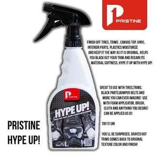 Pristine Hype Up dressing