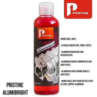 Pristine alumibright