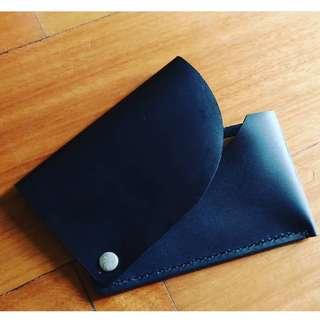 Dompet kartu asli kulit