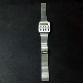 TEMPIC very rare 80's wrist computer watch - a collector's item