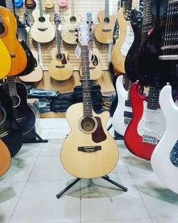 Gitar Cort W/EQ L100F-NS Bisa Credit Promo Bunga 0% Dp 0%