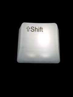 """电腦""""Shift""""燈(13x15cm)"""