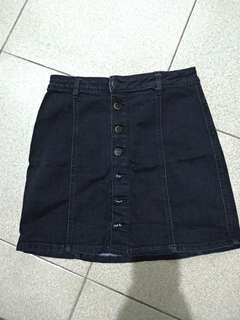 Penshoppe Denim Skirt