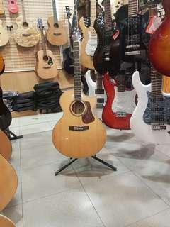 Gitar Cort W/EQ NDX-20-NAT Bisa Credit Promo Bunga 0% DP 0%