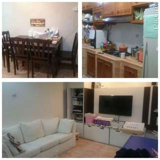 Common room for single or couple working professional