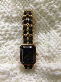 Vintage Chanel Premiere Watch Vintage