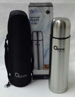 OXONE TERMOS CAPSULE STAINLESS / VACUUM FLASK 500ML HIGH GRADE - OX500