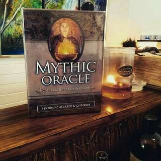 Mythic Oracle tarot cards