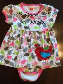 Baby dress 6 to 9months