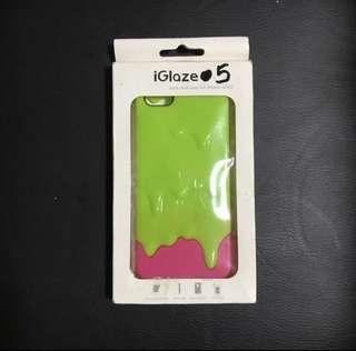 ✅🉑交換✅iPhone5 溶化款電話款(粉紅+綠)📱✨全新✨