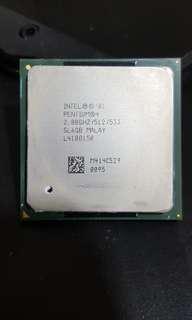 Intel pentium 4 2.8GHZ